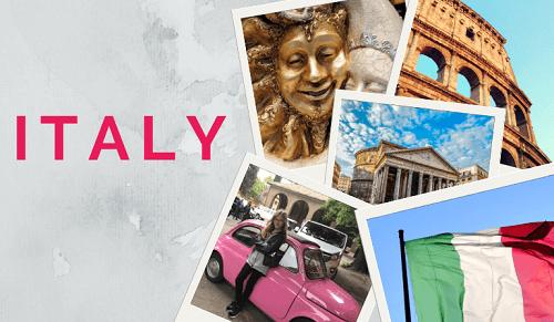 Ешь, люби, учись в Италии!