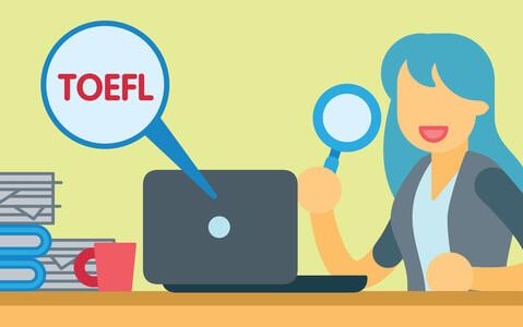 Тест по английскому TOEFL в Харькове
